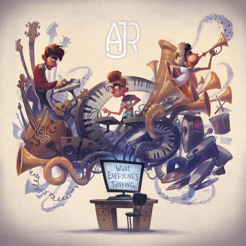 Ajr Living Room Songs