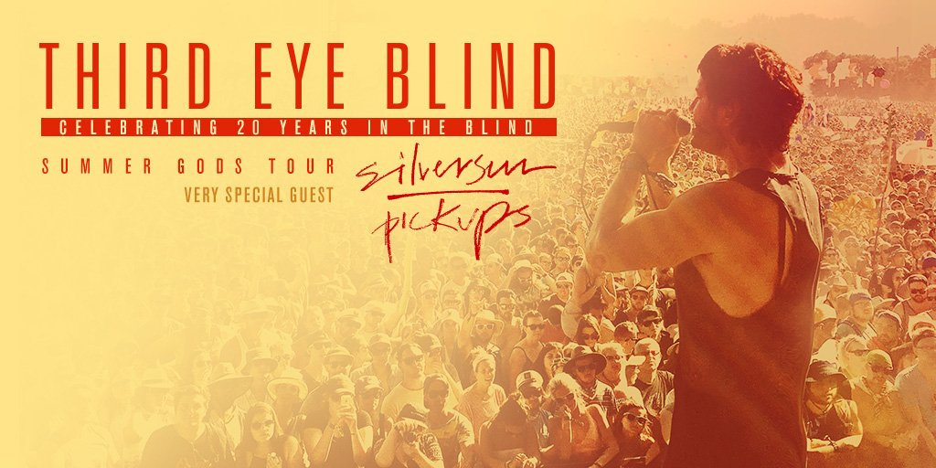 Third Eye Blind Announces Summer Gods Tour Beyond The