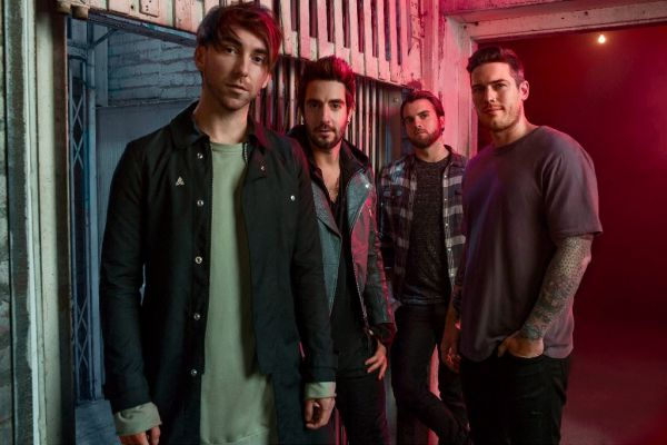 all time low release quotlife of the partyquot music video